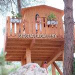 La casa sull'albero di Cala Molinella